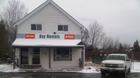 Bay Equipment Rentals: Cole Harbour