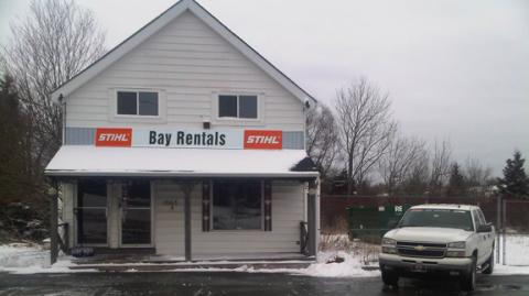Bay Equipment Rentals: Cole Harbour