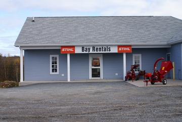 Bay Equipment Rentals: Tantallon