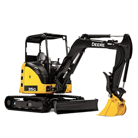35G-Excavator Image
