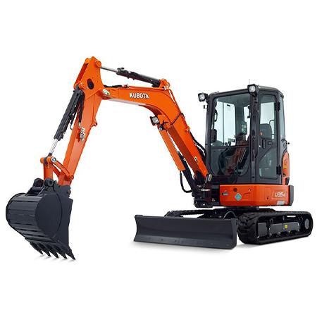 Excavators U35-4