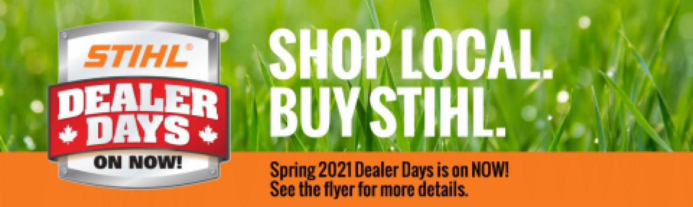 STIHL Dealer Days Spring 2021