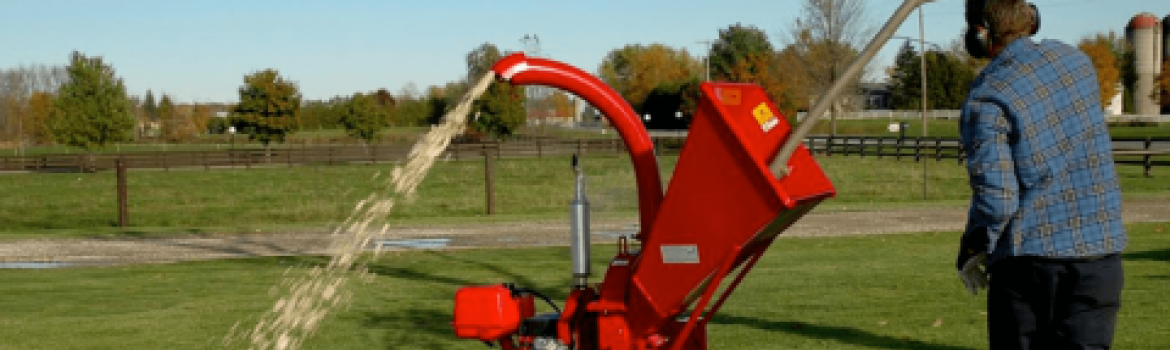 SPlit-Fire Wood Chipper for rent