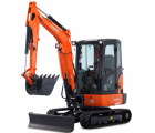 Excavators KX033-4